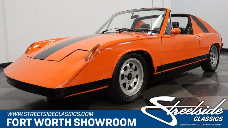 For Sale: 1970 Porsche 914