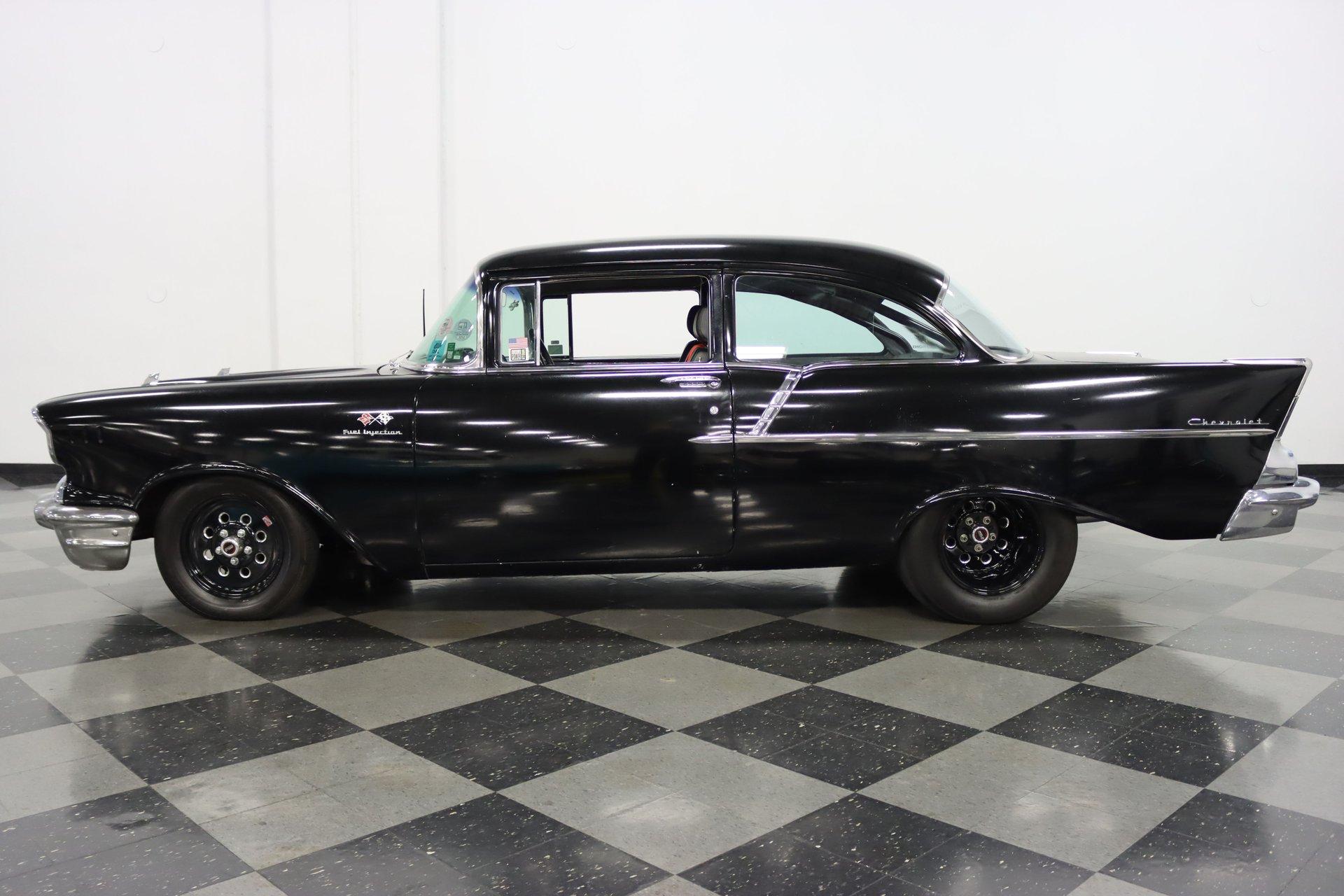 1957 chevrolet 210 pro street