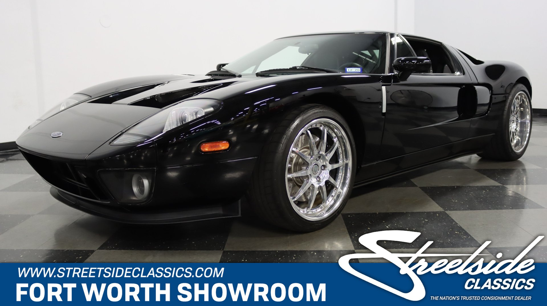 2005 ford gt twin turbo
