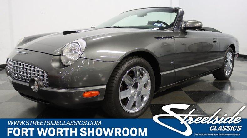 For Sale: 2003 Ford Thunderbird