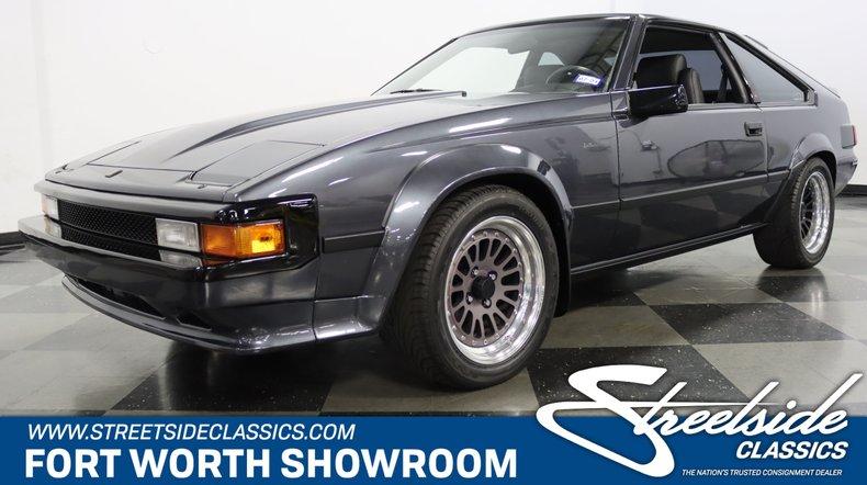 For Sale: 1985 Toyota Supra