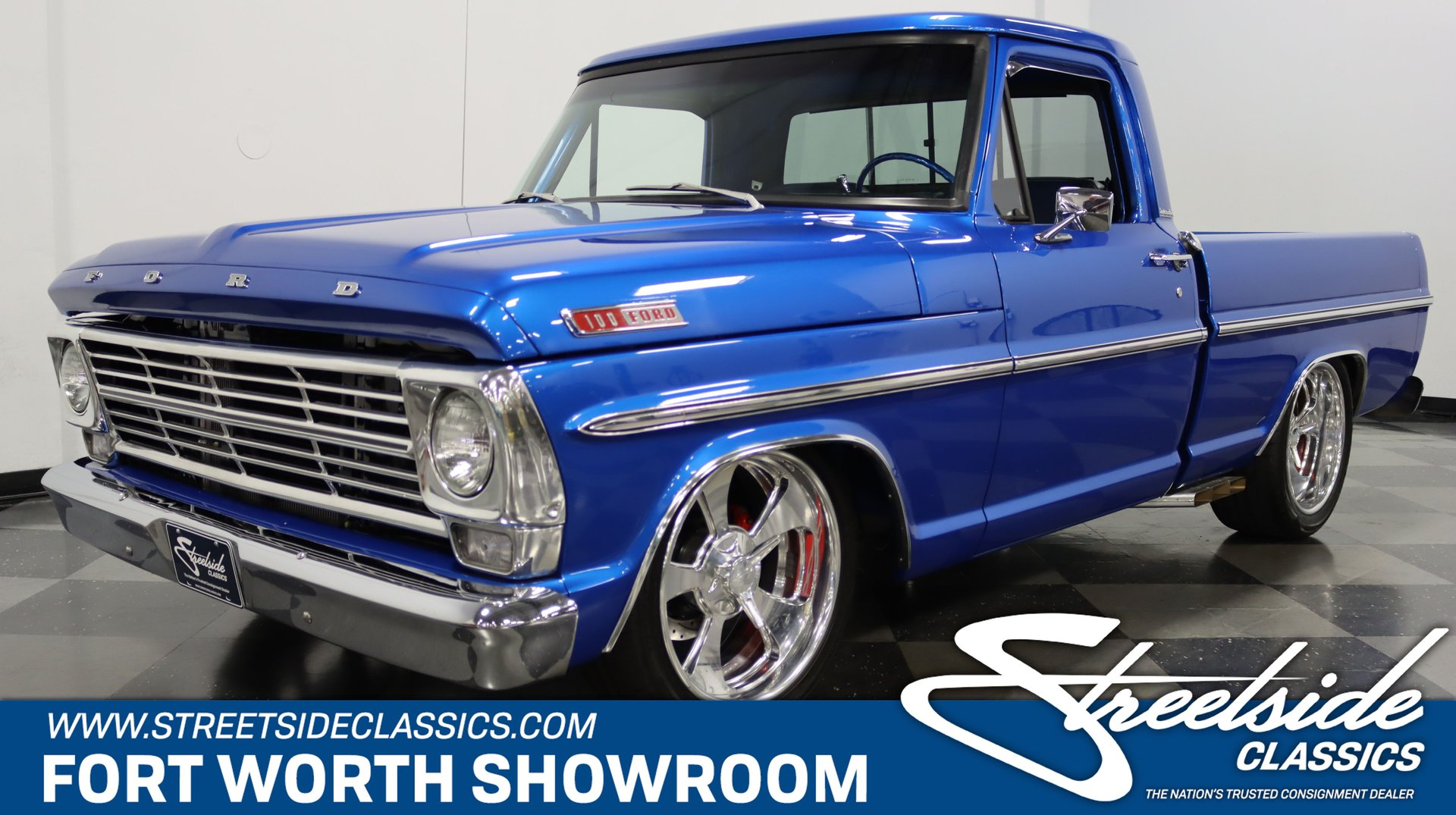 1969 ford f 100 pro touring