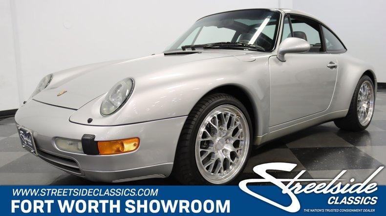 For Sale: 1997 Porsche 911