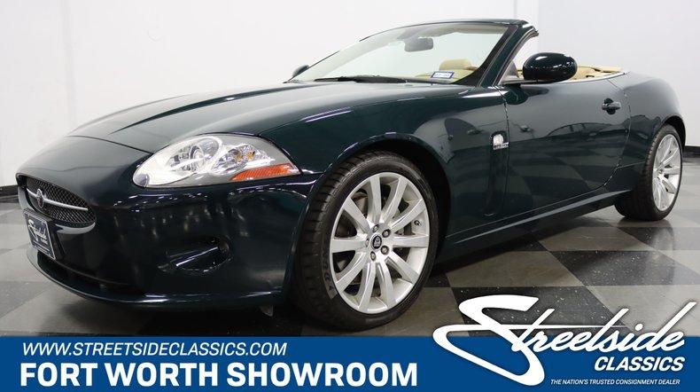 For Sale: 2007 Jaguar XK