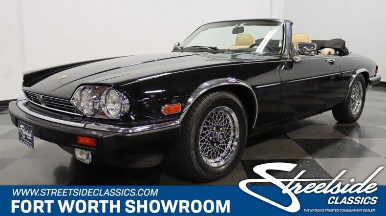 For Sale: 1991 Jaguar XJ-S