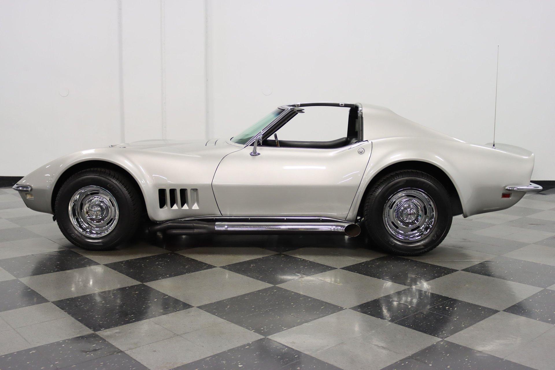 1968 chevrolet corvette l89 wide body