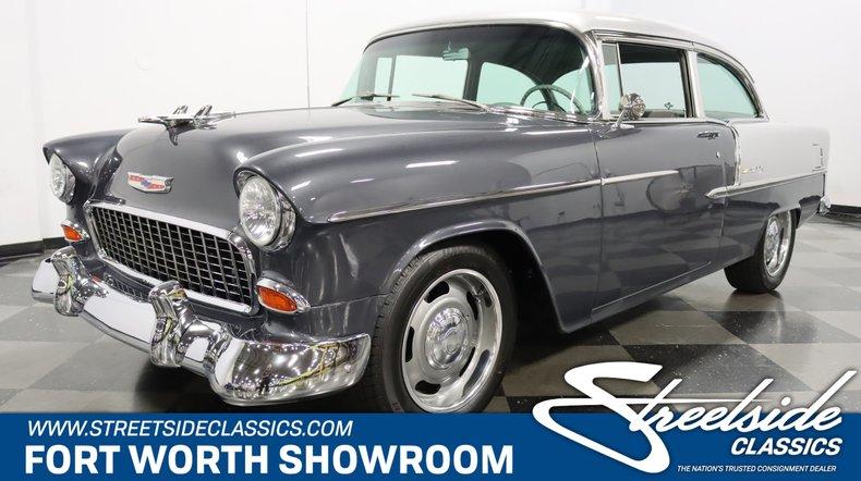 For Sale: 1955 Chevrolet Bel Air