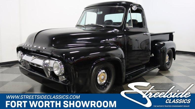 For Sale: 1954 Mercury M-100