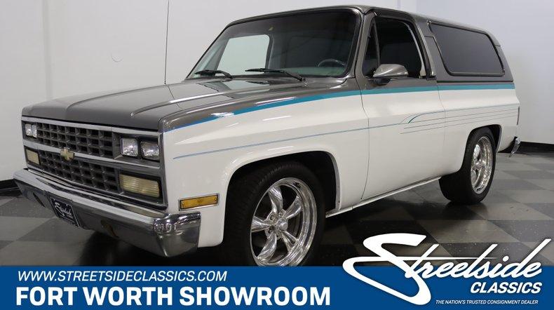 For Sale: 1975 Chevrolet Blazer