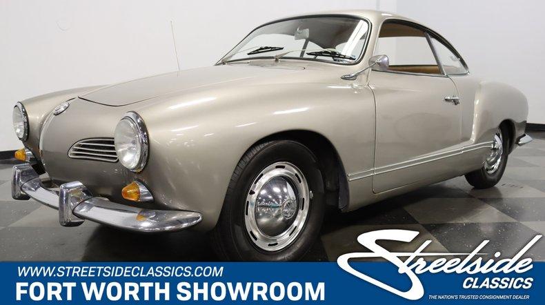 For Sale: 1965 Volkswagen Karmann Ghia
