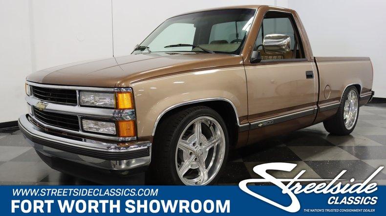 For Sale: 1994 Chevrolet C1500