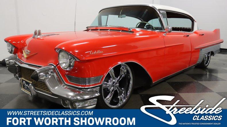 1957 キャデラック フリートウッド シリーズ 60