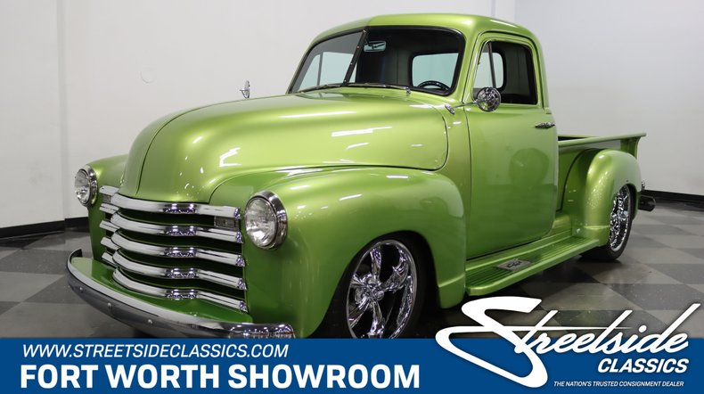 For Sale: 1952 Chevrolet 3100
