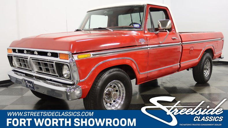 For Sale: 1977 Ford F-250