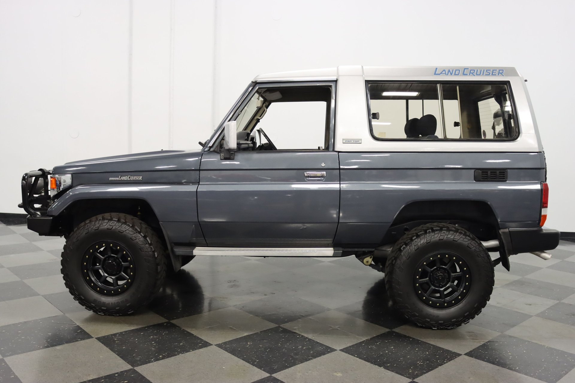 1990 toyota land cruiser hzj73
