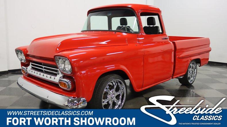1959 Chevrolet Apache Big Window For Sale 216467 Motorious