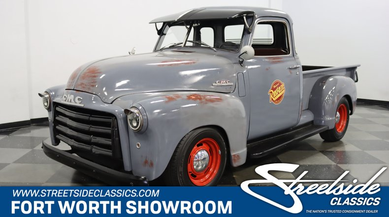 For Sale: 1950 GMC 5-Window Pickup