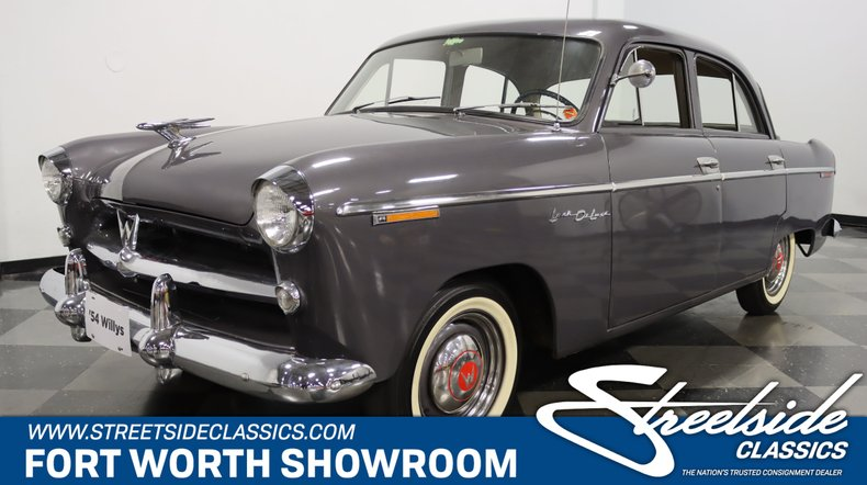 For Sale: 1954 Willys Aero Lark