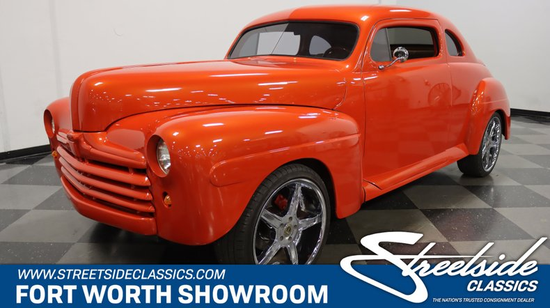For Sale: 1946 Ford Custom