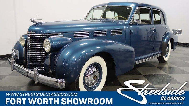 For Sale: 1938 Cadillac Series 60