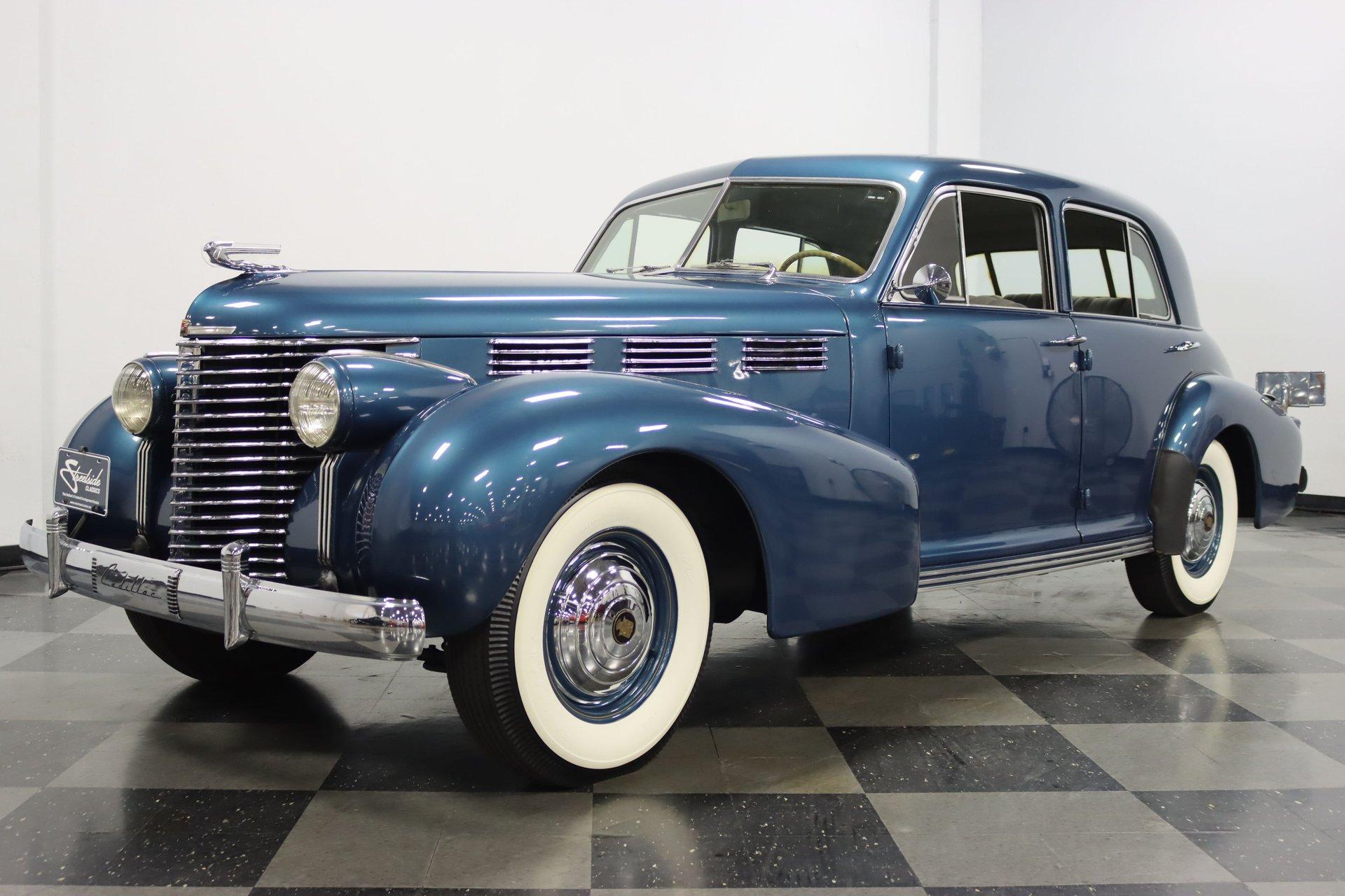 1938 キャデラック シリーズ 60 スペシャル