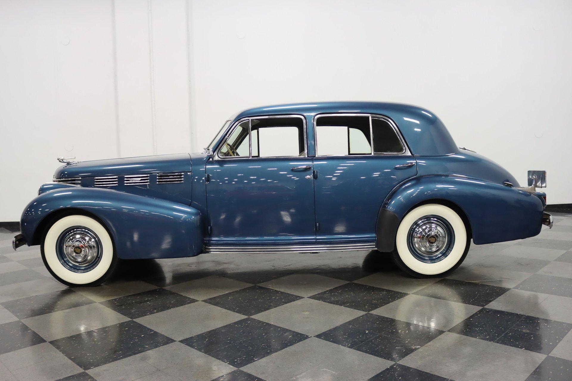 1938 cadillac series 60 special