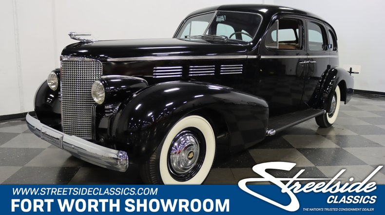 For Sale: 1938 Cadillac Series 65