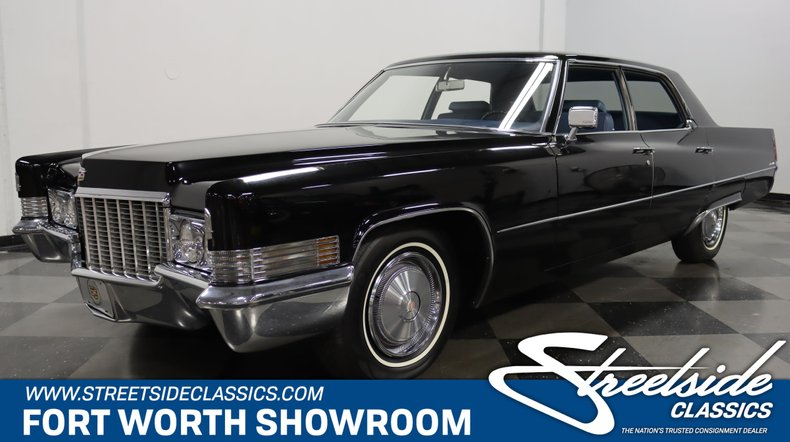 For Sale: 1970 Cadillac Sedan DeVille