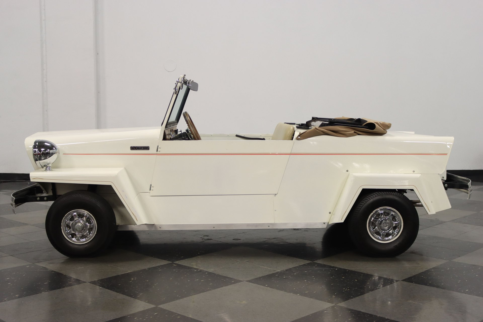 1960 king midget model 3 micro car
