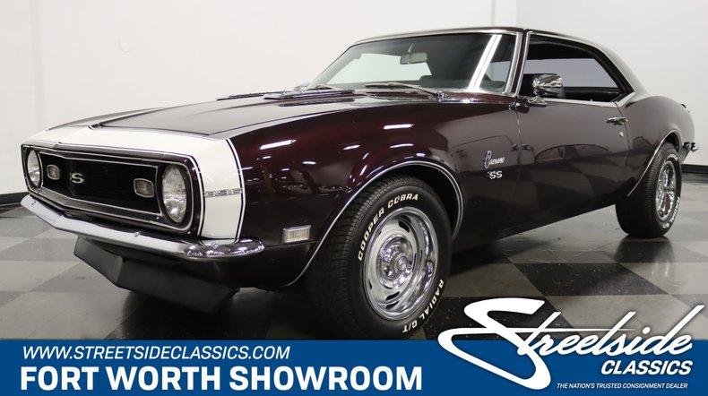 For Sale: 1968 Chevrolet Camaro