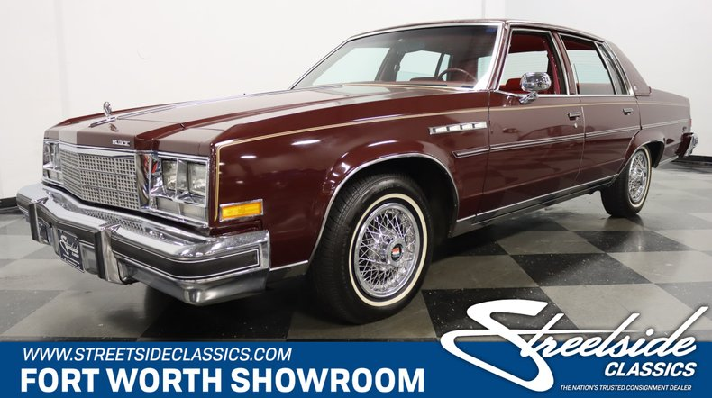 For Sale: 1979 Buick Electra