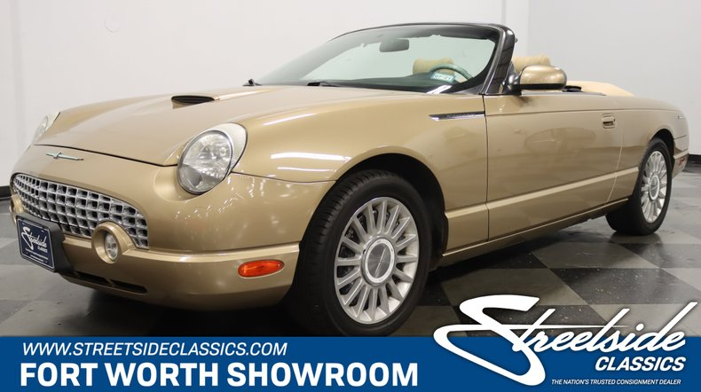 For Sale: 2005 Ford Thunderbird