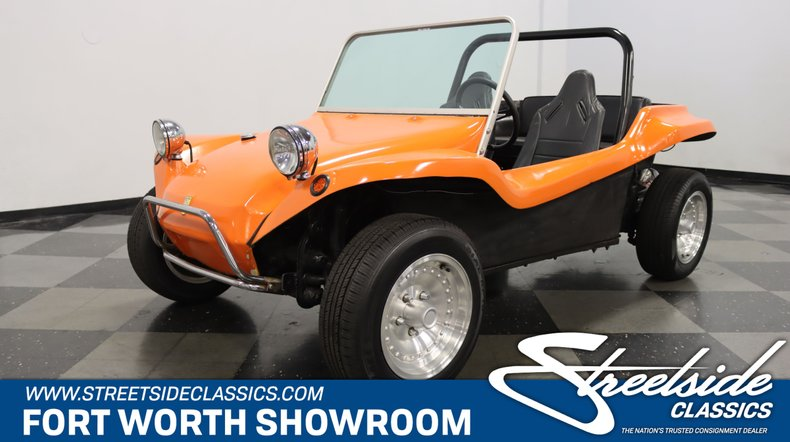 For Sale: 1964 Volkswagen Dune Buggy