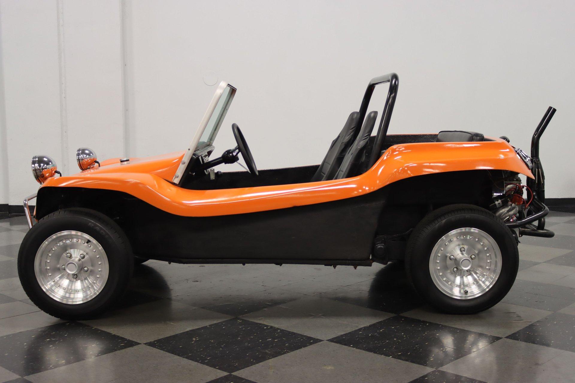 1964 volkswagen dune buggy