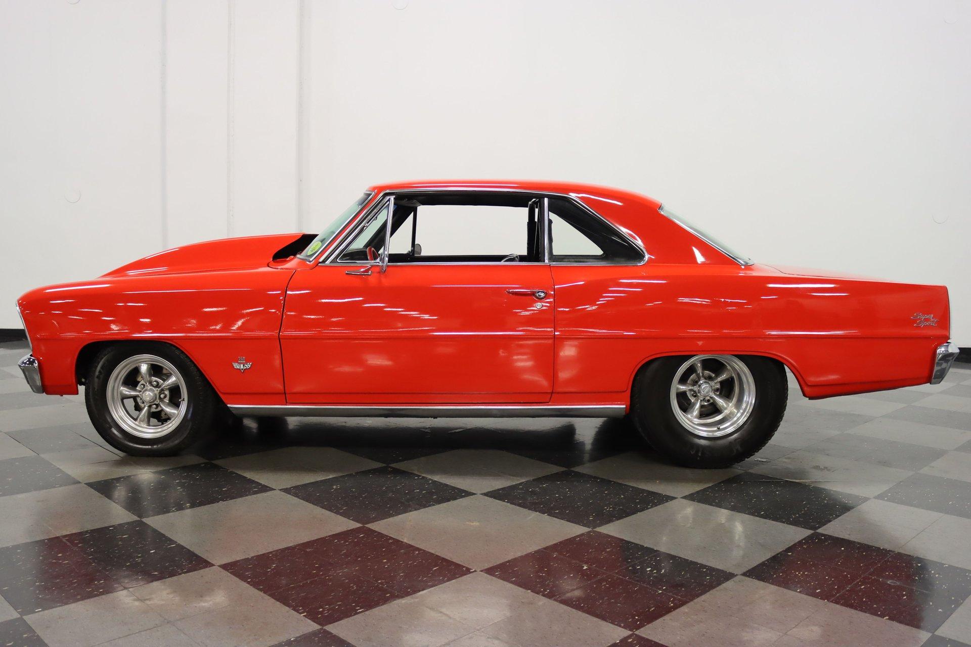 1966 chevrolet nova chevy ii pro street