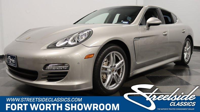 For Sale: 2012 Porsche Panamera