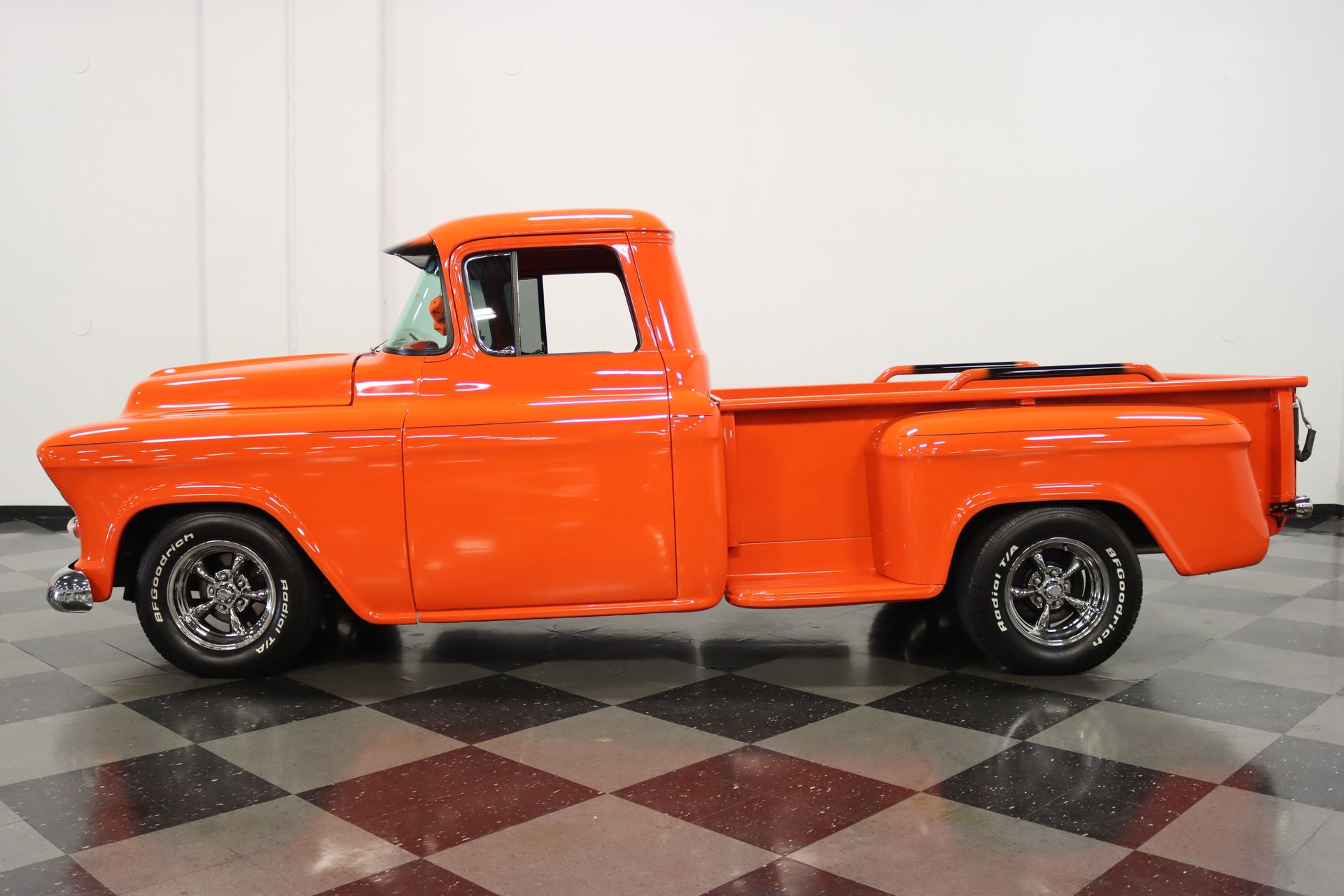 1957 chevrolet 3100 restomod