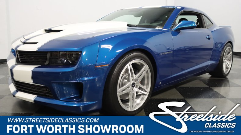 For Sale: 2010 Chevrolet Camaro