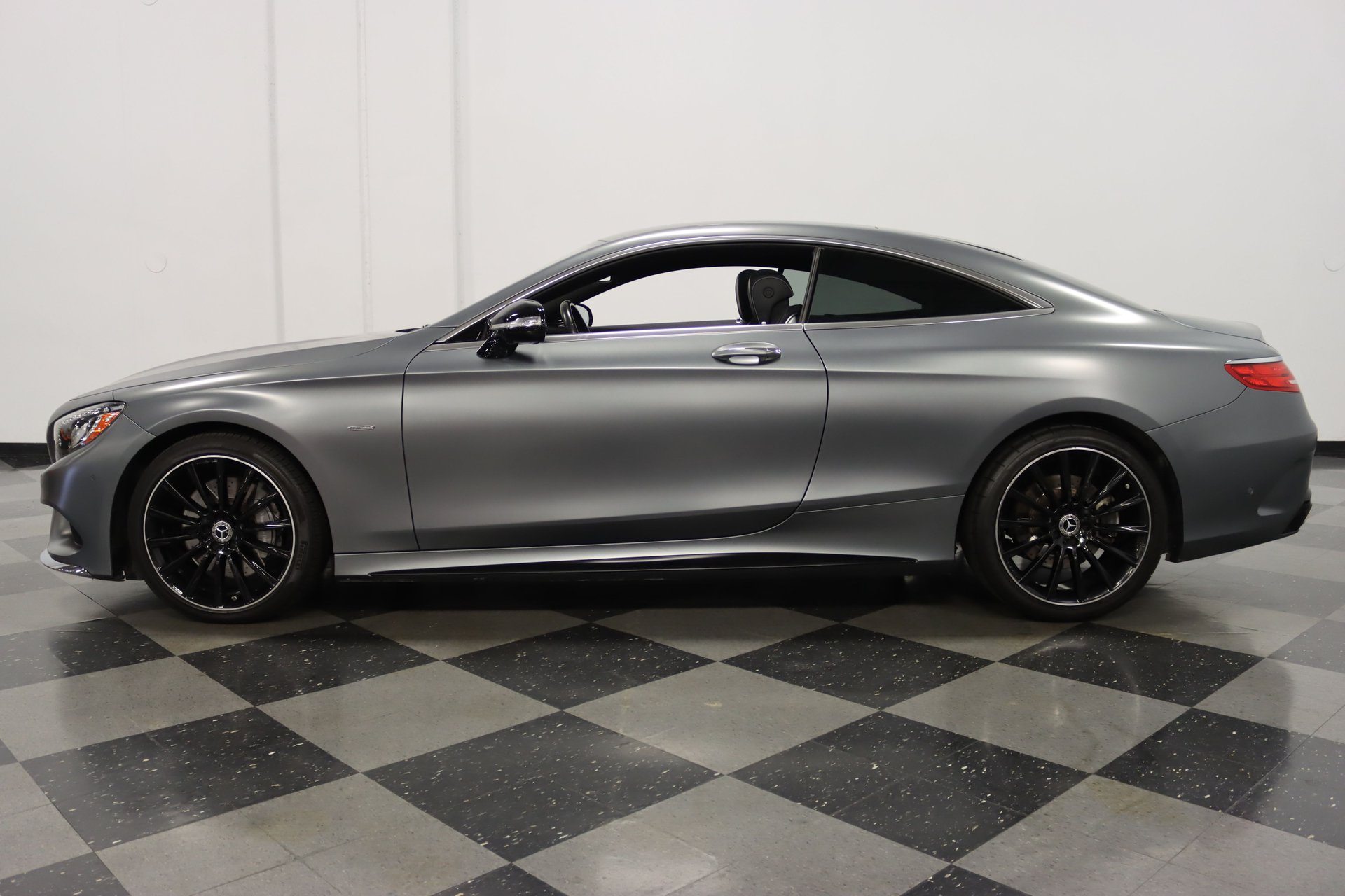 2017 mercedes benz s 550 4matic night edition