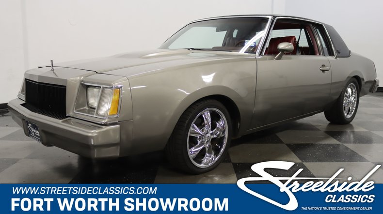 For Sale: 1978 Buick Regal