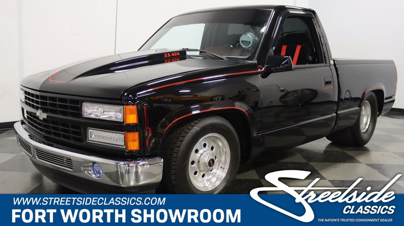 For Sale: 1988 Chevrolet C/K 1500