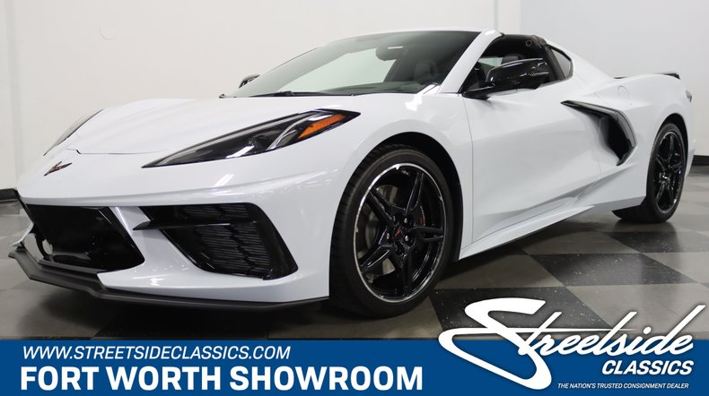 For Sale: 2021 Chevrolet Corvette