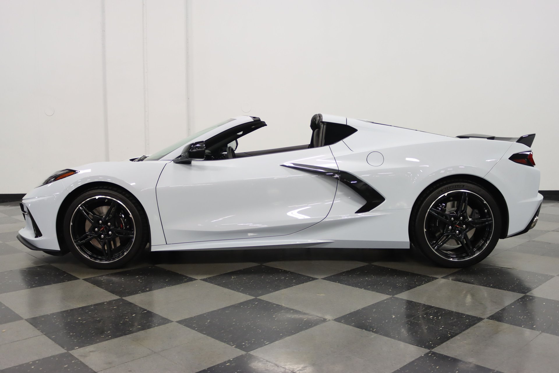 2021 chevrolet corvette stingray 2lt z51