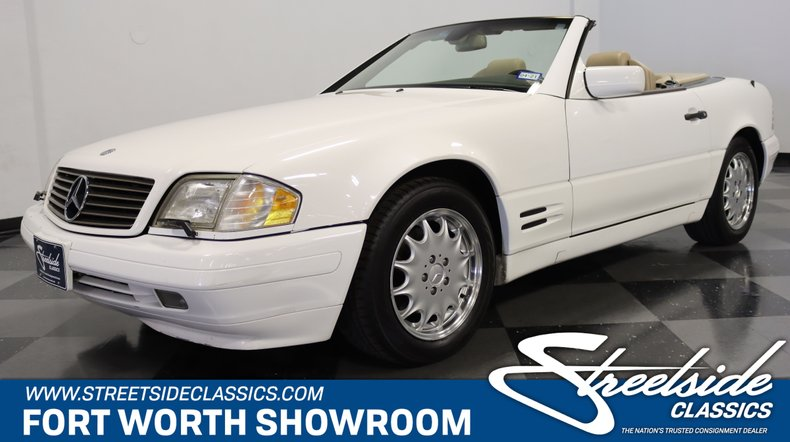 For Sale: 1997 Mercedes-Benz SL320
