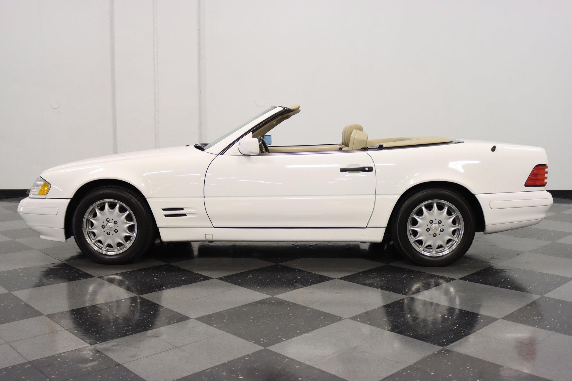 1997 mercedes benz sl320