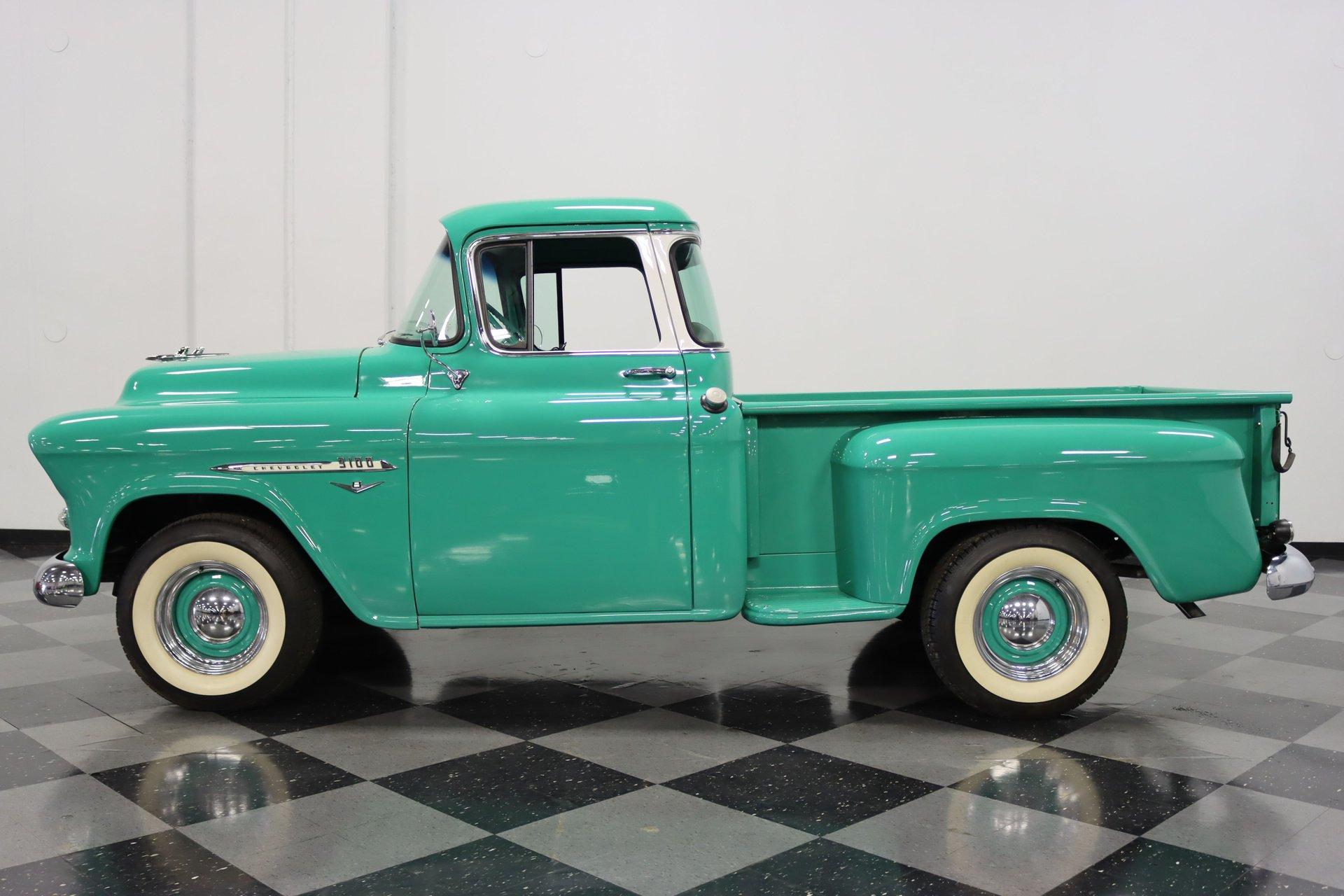 1955 chevrolet 3100 big window