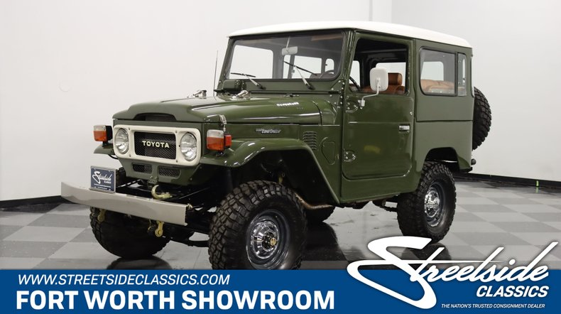 For Sale: 1985 Toyota Land Cruiser