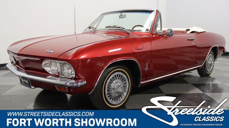 For Sale: 1965 Chevrolet Corvair