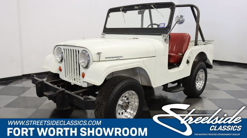 For Sale: 1965 Jeep CJ5