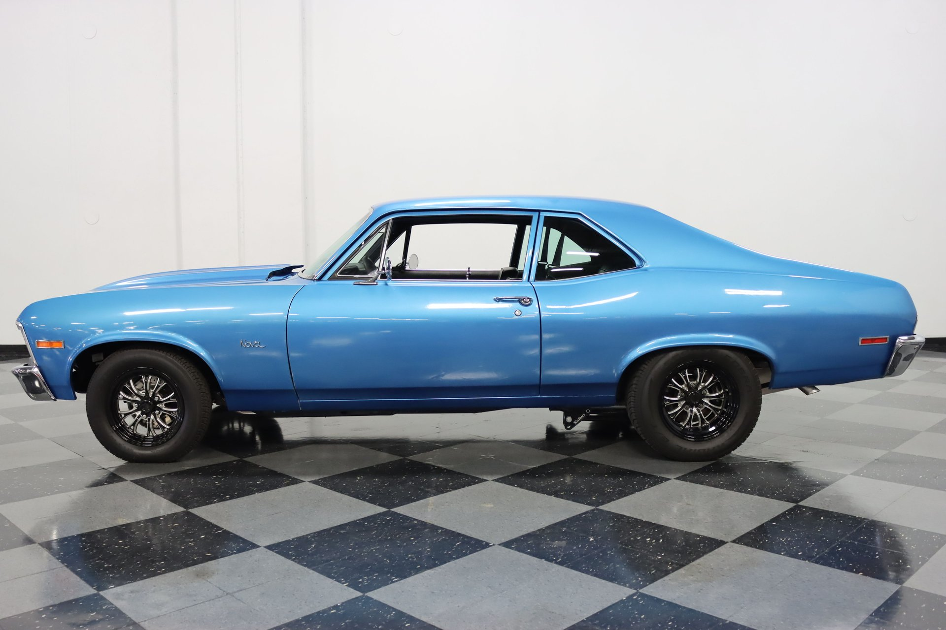 1971 chevrolet nova restomod